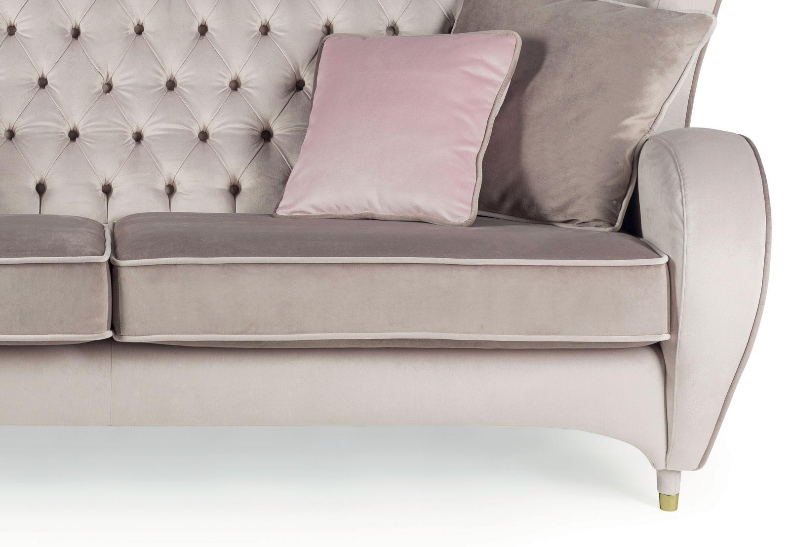 Divani In Pelle E Tessuto : Rivestimenti per divani e poltrone pro e contro di tessuto