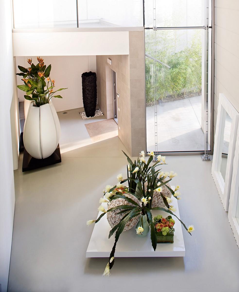 Vasi moderni alti da interno ed esterno made in italy design - Vasi moderni alti da interno ...